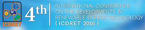 More about ICDRET 2016